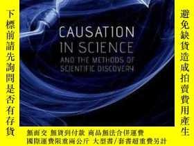 二手書博民逛書店Causation罕見In Science And The Me
