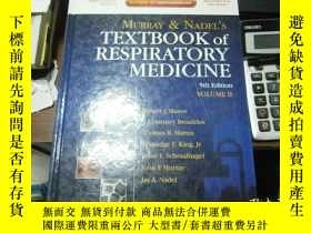 二手書博民逛書店Murray罕見and Nadel s Textbook of