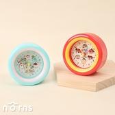 日貨蠟筆小新圓形小鬧鐘- Norns 日本進口 小時鐘 Crayon Shin Chan