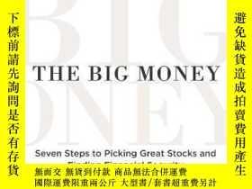 二手書博民逛書店The罕見Big MoneyY256260 Frederick R. Kobrick Simon &