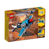 31099 【LEGO 樂高積木】創意大師 Creator 系列 - 螺旋槳飛機 (128pcs)