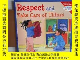 二手書博民逛書店Respect罕見and take care of things