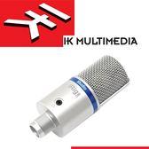 【非凡樂器】IK Multimedia iRig Mic Studio 專業大振膜電容麥克風 ios MAC PC Android適用 / 公司貨保固