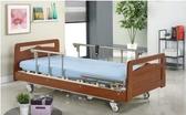 電動病床/電動床(承重加強)鋼條三馬達  柚木LM-31型  木飾造型板  贈好禮