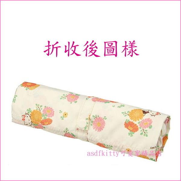 asdfkitty可愛家☆KITTY輕量環保袋/手提袋/束口袋-日本正版商品