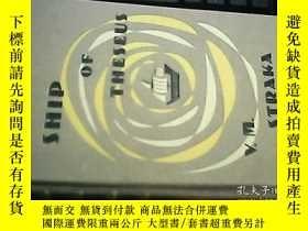二手書博民逛書店SHIP罕見OF THESEUS 1949Y15586 J.J.