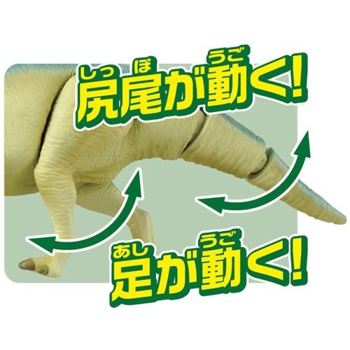 TOMICA多美動物園 ANIA AL-18 副龍櫛龍_AN49917
