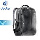 【Deuter 德國 GRANT電腦背包 960g《黑》】806041/雙肩背包/電腦包/筆電包/後背包/旅行
