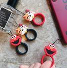 手機掛飾 卡通可愛通用iphone蘋果7plus/X/8p/6p手機殼掛繩 至簡元素