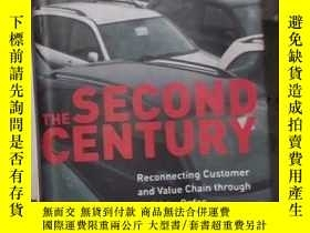 二手書博民逛書店英文原版罕見The Second Century by Matt