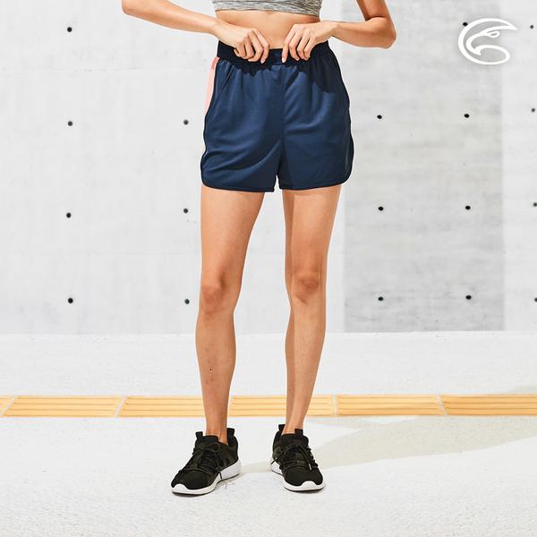 ADISI 女排汗抗UV運動短褲AP2111111 (S-2XL) / 運動褲 吸濕排汗 快乾 透氣 防曬