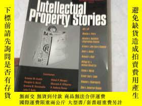 二手書博民逛書店Intellectual罕見Property Stories 2