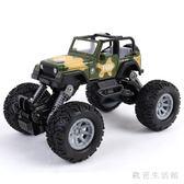 玩玩車車  合金回力玩具車越野車男孩玩具小汽車模型3-6歲以上耐摔玩具 KB10512【歐爸生活館】