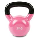韻彩壺鈴『2KG』20-20015 運動.瘦腰提臀.瑜珈.健身.力量訓練.輕巧便攜.健身塑形