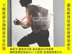 二手書博民逛書店Twelve罕見Years a Slave (film tie-