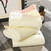 毛巾純棉洗臉家用成人柔軟超強吸水速干全棉男女老公老婆干發毛巾   mandyc衣間