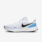 Nike Revolution 5 [BQ3204-101] 男鞋 運動 慢跑  休閒 避震 包覆 健身 透氣 白黑