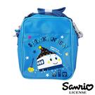 【三麗鷗正版】新幹線 Shinkansen 魔法學園系列 斜背包 書包 肩背包 三麗鷗 Sanrio 005275