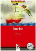 Helbling Readers Red Series Level 1:Peter Pan(with MP3)