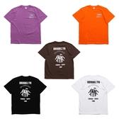 UNITED ATHLE X 布魯克林 短T 2020 紀念版 限量發售 短袖 上衣 男 (布魯克林) BKNT-
