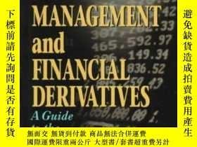 二手書博民逛書店Risk罕見Management And Financial D