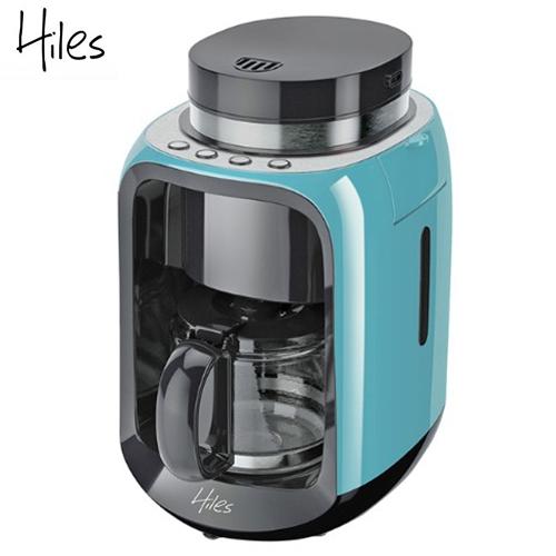 Hiles 自動研磨美式咖啡機HE-688【愛買】