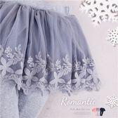 唯美小公主緹花蕾絲內搭褲裙(260287)★水娃娃時尚童裝★