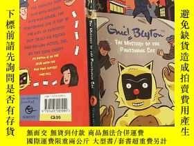 二手書博民逛書店THE罕見MYSTERY OF THE PANTOMIME CAT:啞劇貓之謎Y200392