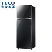 [TECO 東元]231公升 二級能效變頻雙門冰箱 R2307XGBL