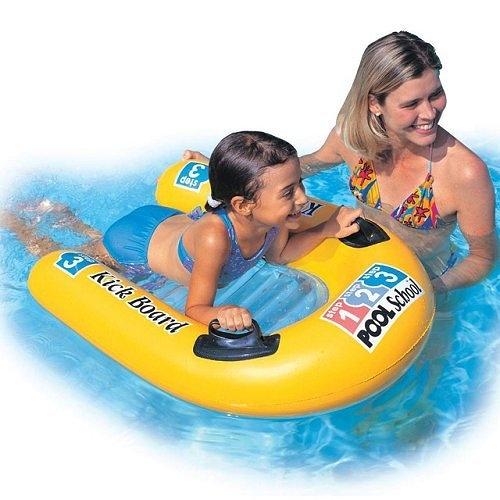 【INTEX】Pool School手把踢水板  58167