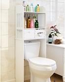 衛生間置物架落地式免打孔浴室洗手間收納櫃子廁所馬桶上方置物架  【快速出貨】