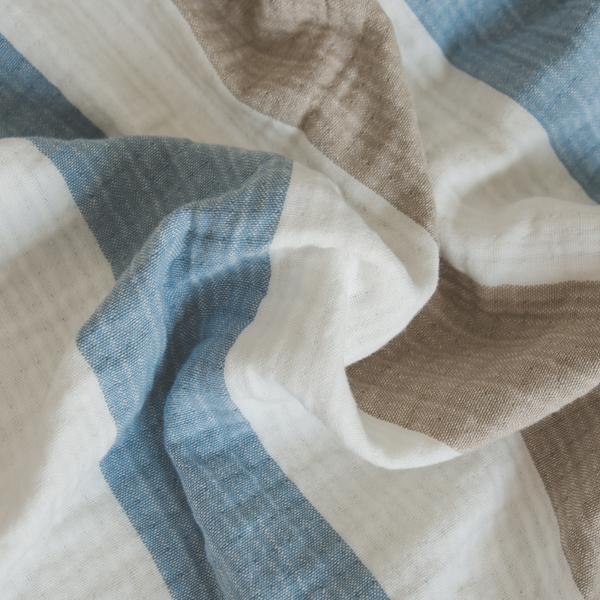 雙層紗 涼毯 147x200cm【2色任選】涼被 薄被 四季被 吸濕排汗 翔仔居家