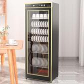 新品220v消毒碗櫃商用大容量立式單門廚房食堂茶杯餐具餐廳飯館保潔櫃