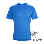 Arc'teryx 加拿大 始祖鳥 男 Motus快乾 短袖圓領衫『參宿藍』L06865 吸濕排汗透氣T-shirt短袖運動衫