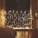 藤球串燈  LED星星燈小彩燈閃燈串燈滿...