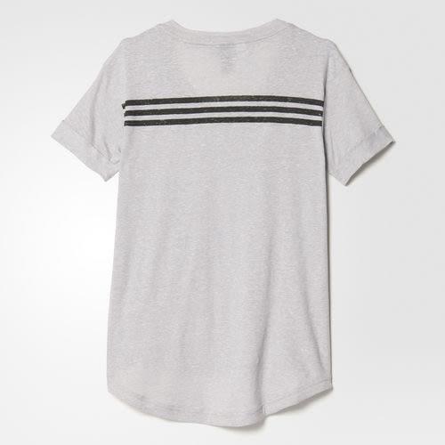 ADIDAS 休閒 韻律 健身 運動T恤 AY0184
