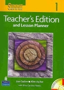 二手書博民逛書店《Summit 1(Teacher s Edition and Lesson Planner)(CD1장포함)》 R2Y ISBN:0131106309
