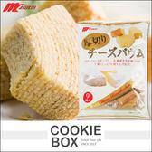 日本 Marukin 厚切年輪蛋糕225g *餅乾盒子*