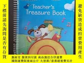 二手書博民逛書店DLM罕見Early Childhood Express, Teacher s Treasure Book (Ea
