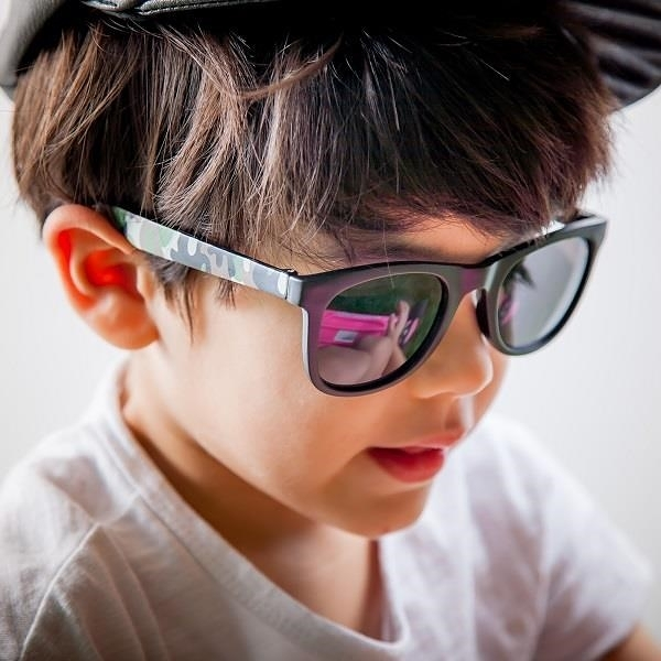 【南紡購物中心】Classic Camouflage兒童太陽眼鏡