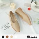 懶人鞋 簡約質感包鞋 MA女鞋 T589...