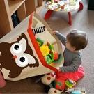兒童玩具收納箱寶寶整理箱牛津布收納筐布藝收納盒玩具箱收納桶【母親節禮物】