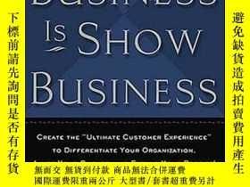 二手書博民逛書店All罕見Business Is Show BusinessY256260 Scott Mckain Thom