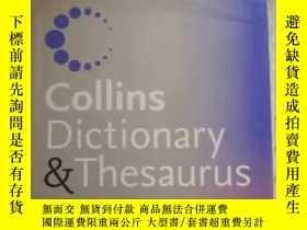 二手書博民逛書店Collins罕見Essential Dictionary &