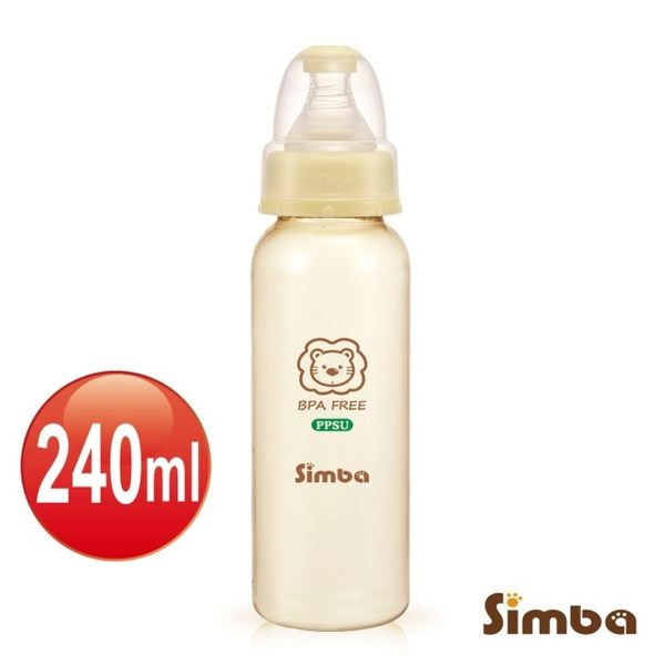 小獅王辛巴 Simba PPSU標準大奶瓶(240ml)