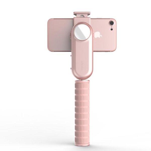 便攜式手機視頻穩定器手持防抖穩拍器自拍桿直播云台 創想數位DF