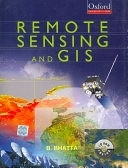 二手書博民逛書店 《Remote Sensing and GIS》 R2Y ISBN:019569239X│Oxford University Press, USA