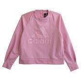 Adidas W Id Glory Crw  長袖上衣 DX2494 女 健身 透氣 運動 休閒 新款 流行