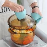廚房家用微波爐烤箱專用隔熱夾防燙手套烘焙加厚耐高溫防滑防燙夾 小城驛站