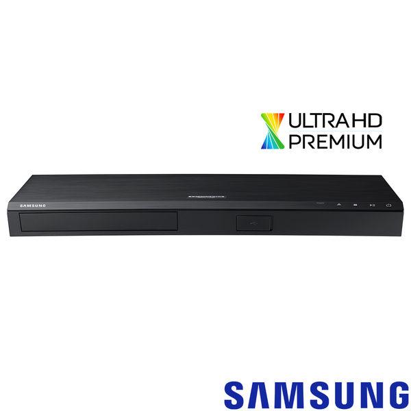 《福利新品》Samsung三星 真4K HDR智慧聯網藍光播放機UBD-M8500(拆封品、非展示機、公司貨)